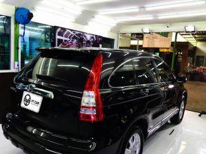 Honda CRV เคลือบแก้ว VTCar