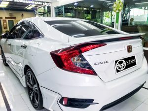 Honda Ceramic Coating